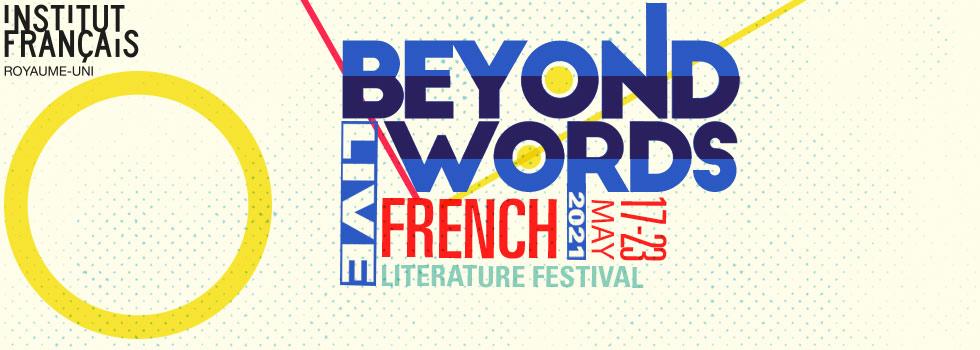 Beyond Words Live Literature Festival